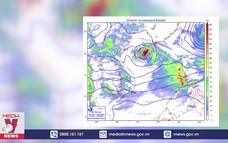 Bão số 3 giật cấp 12, Bắc Biển Đông sắp có sóng cao 7m