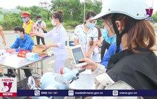 Phú Thọ lập 10 chốt kiểm soát người vào địa phương