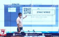 Cấp thẻ nhận diện phương tiện có mã QRCode triển khai tại 63 Sở Giao thông Vận tải