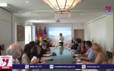 Xúc tiến cơ hội đầu tư tại Việt Nam với DN Thụy Sỹ