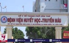 Thiếu nguồn máu dự trữ tại Đồng bằng sông Cửu Long