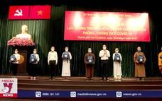 Gần 700 tình nguyện viên các tôn giáo lên tuyến đầu chống dịch