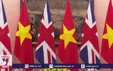 Tăng cường hợp tác Quốc phòng Việt Nam - Vương quốc Anh