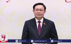 Chủ tịch Quốc hội gặp mặt các cơ quan thông tấn, báo chí