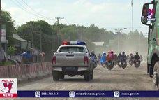 Dẫn đường cho phương tiện qua Bình Phước về Tây Nguyên