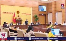 Quốc hội sẽ quyết nghị về phòng, chống dịch COVID-19