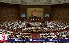 Chính phủ nhiệm kỳ mới gồm 18 bộ, 4 cơ quan ngang bộ
