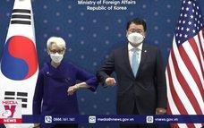 Mỹ và Hàn Quốc thảo luận về vấn đề hạt nhân Triều Tiên