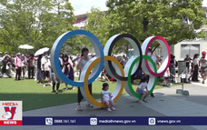 """Tokyo """"nóng"""" trước giờ khai mạc Olympic"""