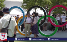 Người dân Nhật Bản gửi gắm thông điệp tới thế giới qua Olympic