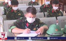 Sư đoàn 304 tiếp nhận huấn luyện quân dự bị động viên
