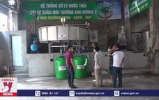 Những nỗ lực trong việc cải thiện môi trường tại Phong Khê