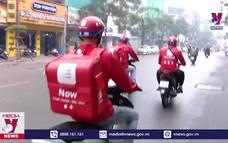 Hà Nội: Dừng hoạt động của shipper, mở thêm chốt kiểm soát chống ùn tắc