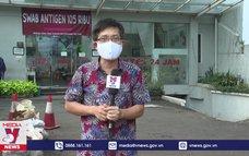 Gần 2.500 người Indonesia tử vong tại nhà do dịch COVID-19