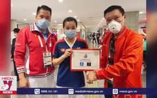 Vui buồn ngày thi đấu đầu tiên của đoàn thể thao Việt Nam
