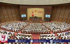 Tiếp tục Kỳ họp thứ Nhất, Quốc hội khóa XV