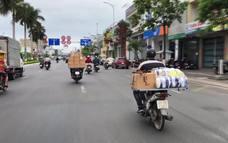 Hà Nội: Những 'shipper' nào được phép hoạt động?