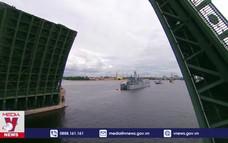 Nga long trọng kỷ niệm Ngày Hải quân