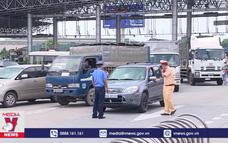 'Giải nén' cho giao thông tại các cửa ngõ Thủ đô