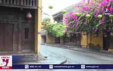 Giãn cách xã hội TP Hội An, tỉnh Quảng Nam