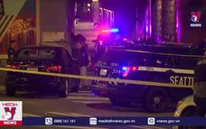 Xả súng gây nhiêu thương vong tại Seattle (Mỹ)