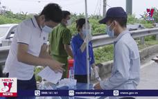 Hà Nam lập 5 chốt kiểm soát phòng, chống dịch