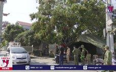 Hà Nam dỡ bỏ phong tỏa 1 khu dân cư xã Thi Sơn