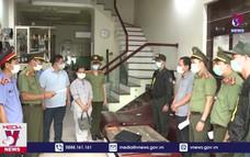 Bắt Chánh văn phòng Cảng hàng không quốc tế Phú Bài (Thừa Thiên – Huế)