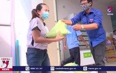 Hỗ trợ thêm 1.400 suất quà cho người dân TP.HCM