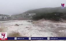 Trung Quốc ban bố lệnh ứng phó khẩn cấp với bão In-Fa