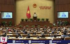 Kỳ họp thứ Nhất, Quốc hội khóa XV: Toàn văn Bài phát biểu nhậm chức của Thủ tướng Chính phủ Phạm Minh Chính