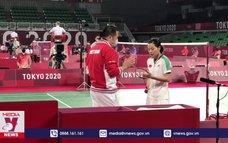 Cầu lông Việt Nam dừng bước ở đấu trường Olympic