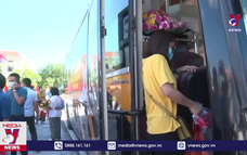 Quảng Bình cử đoàn cán bộ y tế lên đường hỗ trợ TP HCM