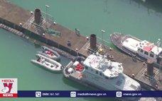 Anh, Pháp ký hiệp ước an ninh hàng hải mới