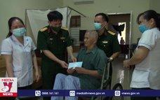 Ngôi nhà chung của thương, bệnh binh ở Nghệ An