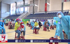 Phú Yên xuyên đêm đưa 400 công dân từ vùng dịch về quê