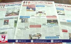Báo chí Lào ca ngợi mối quan hệ hữu nghị Lào – Việt Nam