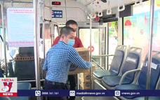 """Hà Nội thí điểm """"xe bus siêu thị 0 đồng"""""""