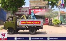 Phú Thọ phát hiện nhiều ca nhiễm COVID-19 tại huyện Phù Ninh