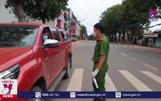 Người dân Bình Phước thực hiện nghiêm không ra đường từ 18 giờ