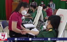 Bộ quốc phòng phát động toàn quân hiến máu tình nguyện