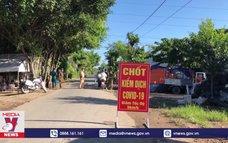 Tiền Giang tăng cường kiểm soát phòng chống dịch COVID-19 ở các tỉnh lộ