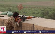 Afghanistan tiêu diệt 100 tay súng Taliban
