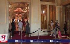 Cung điện hoàng gia Bỉ mở cửa miễn phí đón du khách