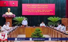 Chủ tịch nước thăm, làm việc với lãnh đạo chủ chốt TP Hồ Chí Minh