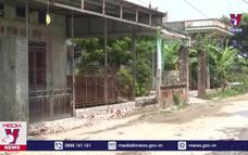 Hàng trăm hộ dân Thái Bình tự nguyện góp đất làm đường