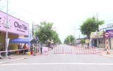 Nâng cấp giãn cách xã hội tại thị trấn Long Hải
