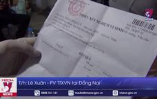 Ngày đầu Đồng Nai áp dụng kiểm tra giấy xét nghiệm âm tính