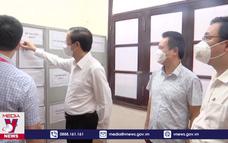 Kiểm tra công tác chuẩn bị thi tại Bắc Ninh