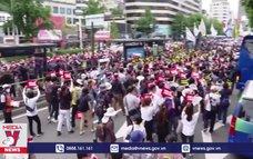 Hàn Quốc đối mặt đợt bùng phát dịch mới